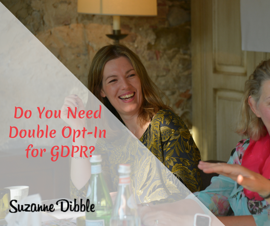 Do You Need Double Opt-In for GDPR?