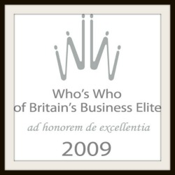 Who's Who of Britain's Business Elite