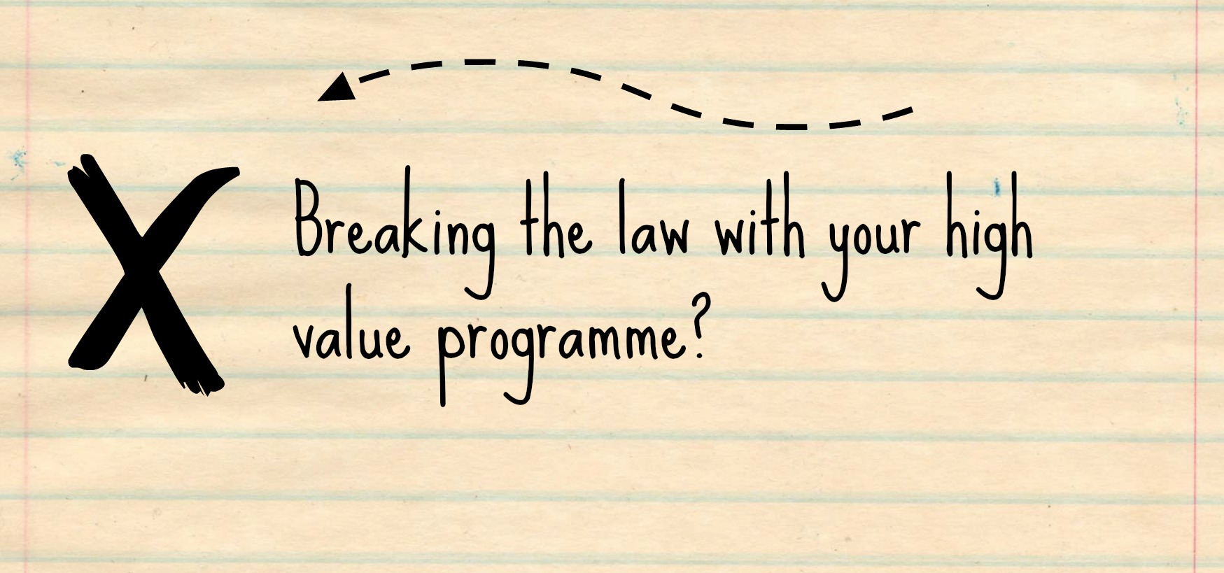 Consumer Credit Act – why your high value programme is probably breaking the law